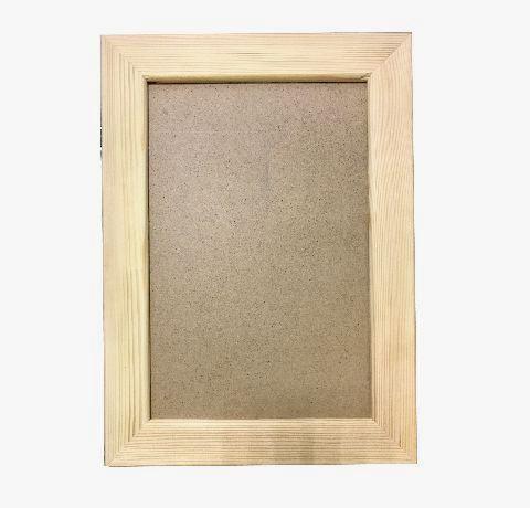 деревянная рамка со стеклом ширина 4 см вставка 30x20 см купить по